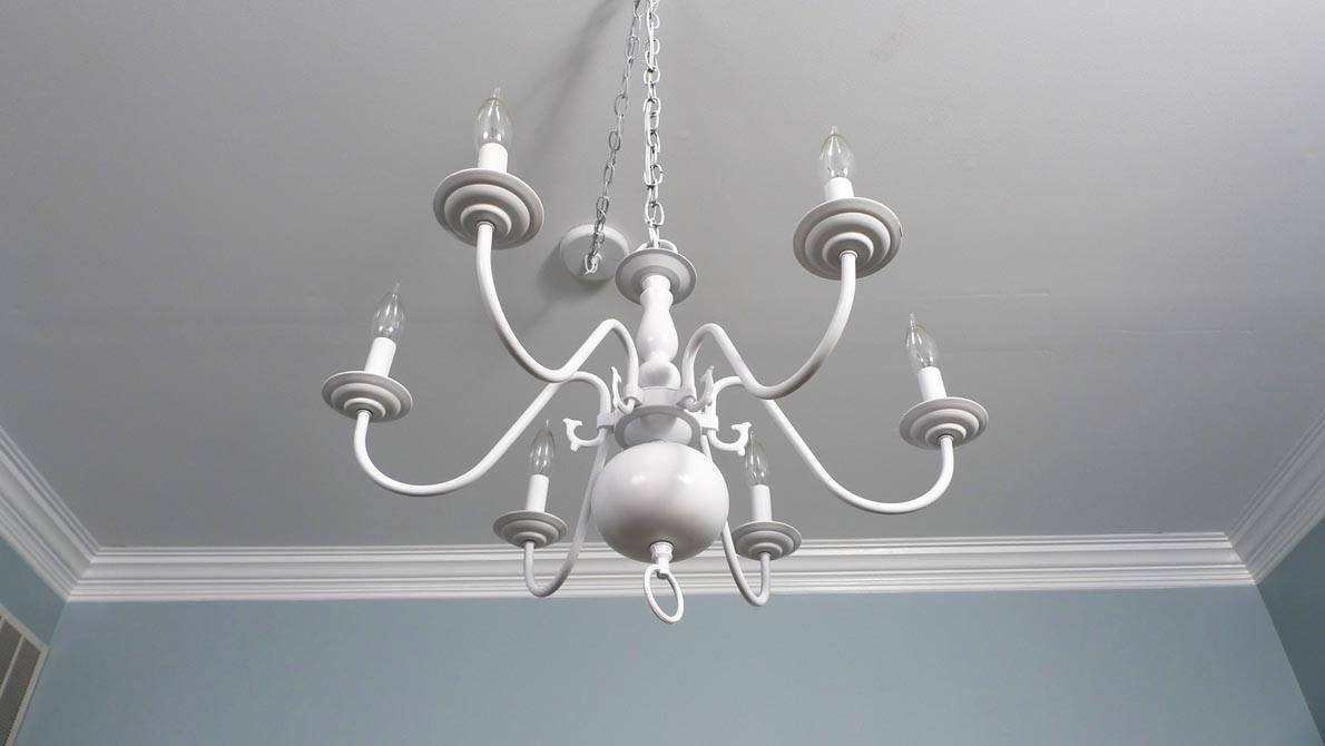 White spray painted chandelier chandelier designs white spray painted chandelier designs arubaitofo Choice Image