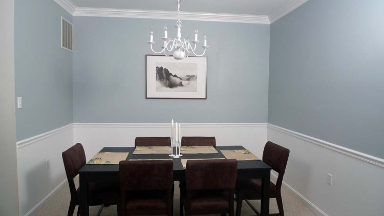 Fine dining along the way Good dining room colors