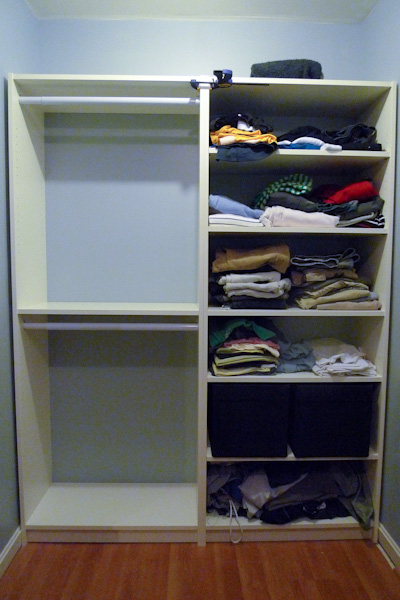 Master Closet After-3
