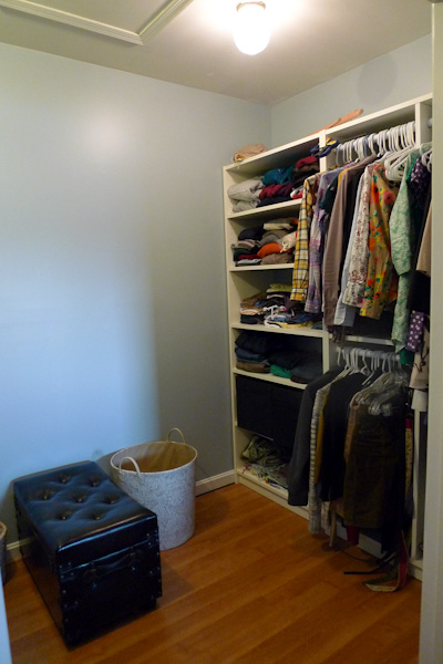 Master Closet After-5