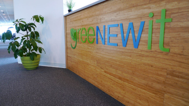 Post image for greeNEW Office