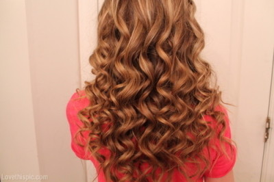 artifical curls